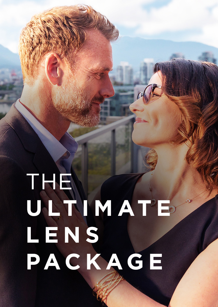The Ultimate Lens Package