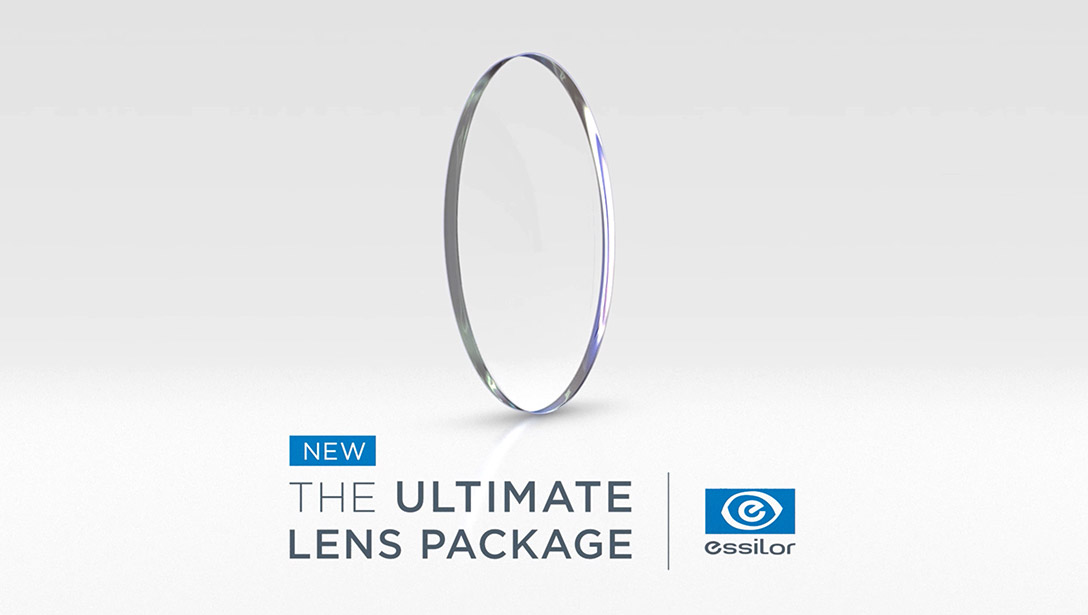 New: The Ultimate Lens Package.