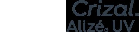 Crizal Alizé UV logo.