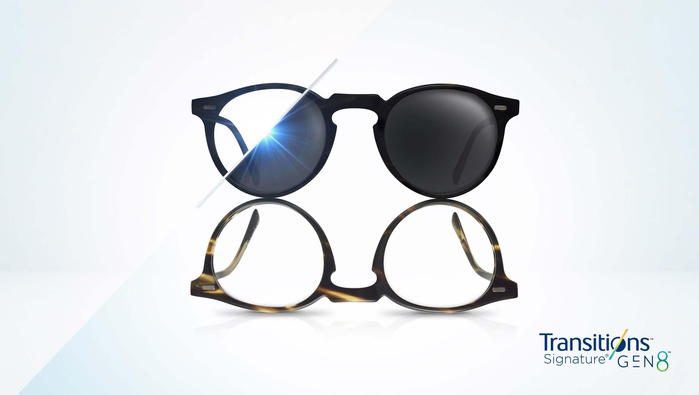 Transitions Light Intelligent Lenses | Essilor