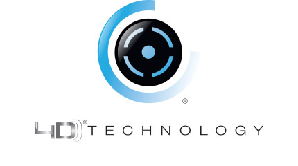 4D Technology logo