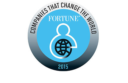 Fortune Companies That Change The World 2015