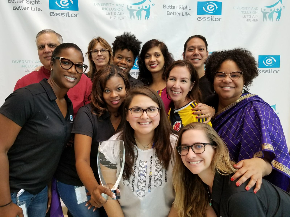 Essilor of America Brings Inclusion and Diversity to Life