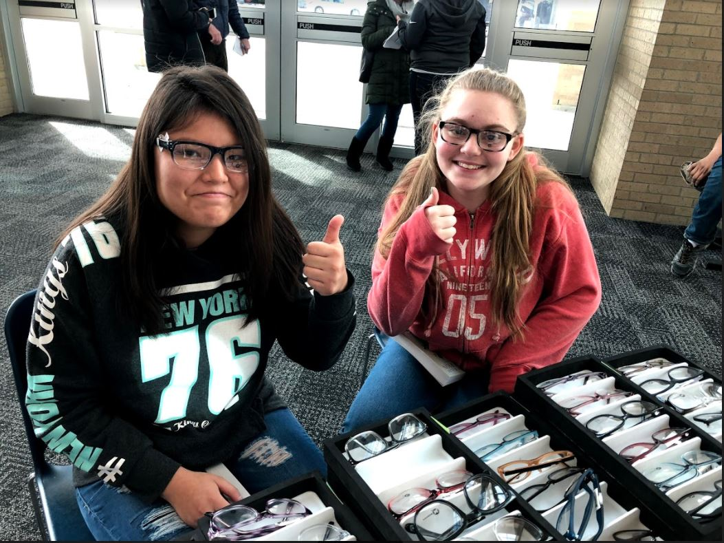 Students are the Winners During Eagles Eye Mobile 2018 Road to Minnesota Tour