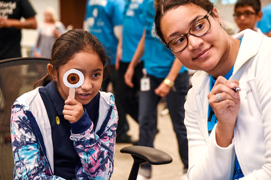 Essilor Vision Foundation Celebrates 10 Years Of Better Sight