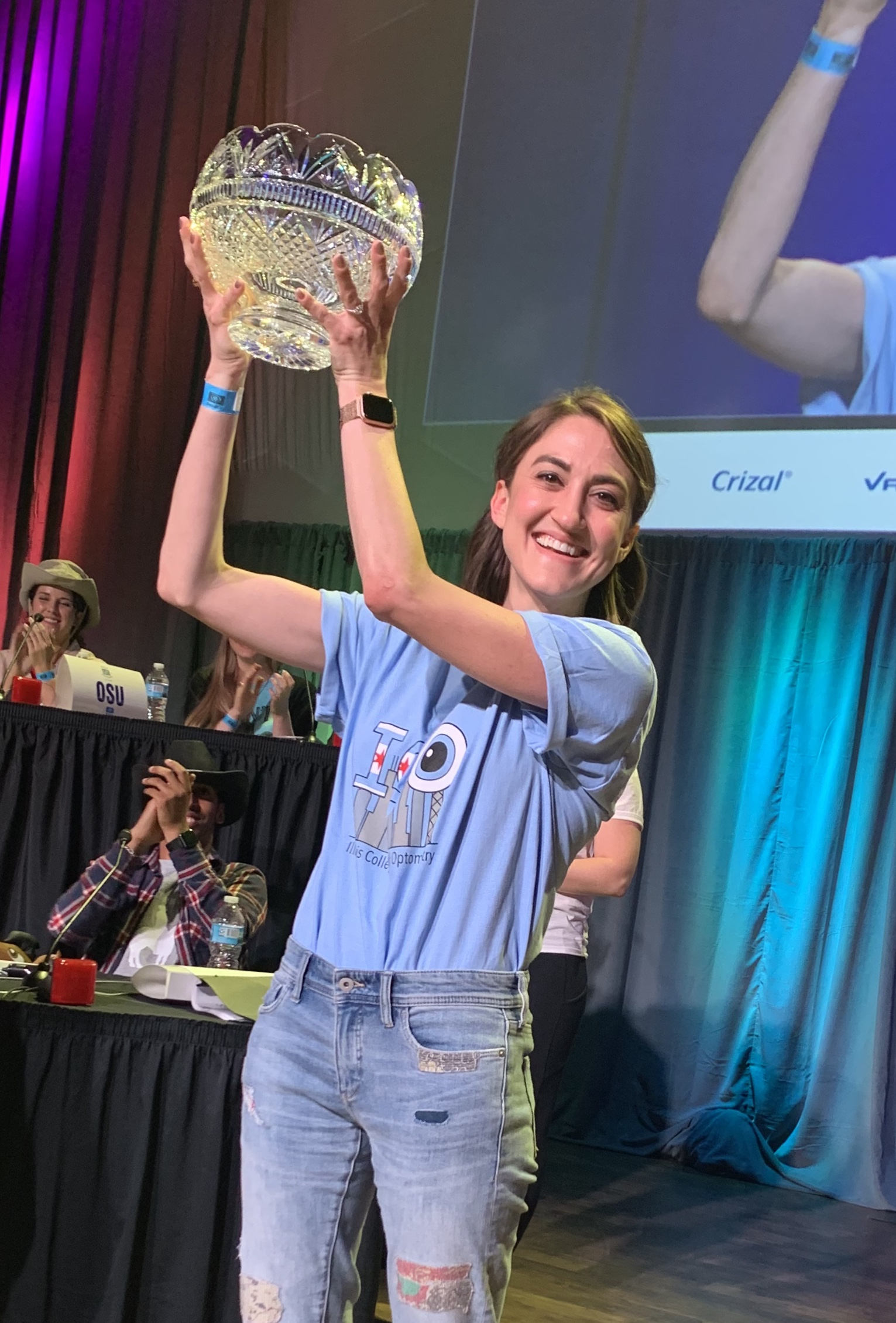 The Aosa Optometry Student Bowl™ Powered By Essilor Celebrates Its 28th Annual Competition