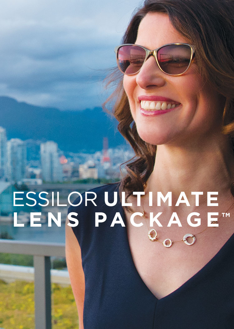 Essilor Ultimate Lens Package™